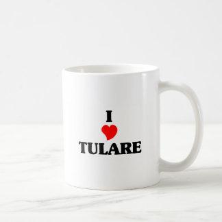 I love Tulare Classic White Coffee Mug