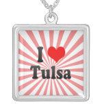 I Love Tulsa, United States Jewelry