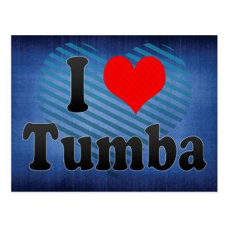 I Love Tumba, Sweden Postcard