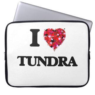 I love Tundra Computer Sleeve