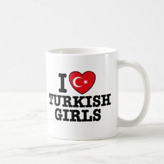 I Love Turkish Girls Coffee Mug