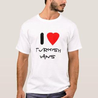 I love Turkish Vans T-Shirt