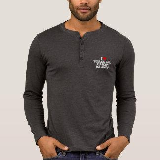 I LOVE TURKS AND CAICOS ISLANDS T-Shirt