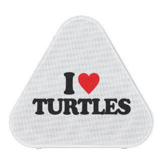 I LOVE TURTLES BLUETOOTH SPEAKER