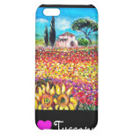 I LOVE TUSCANY iPhone 5C CASES