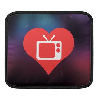 I Love Tv Antennas Modern Sleeves For iPads