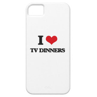 I love Tv Dinners iPhone 5 Cases