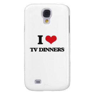 I love Tv Dinners Galaxy S4 Cover