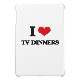 I love Tv Dinners iPad Mini Cases