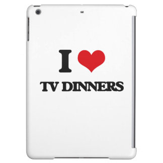 I love Tv Dinners iPad Air Case
