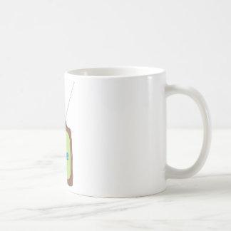 I Love TV Coffee Mug
