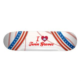 I Love Twin Groves, Arkansas Skate Boards