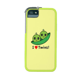I Love Twins: Two Peas in a Pod Case For iPhone 5
