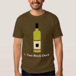 I Love Two Buck Chuck T-shirt