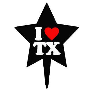 I LOVE TX CAKE PICK