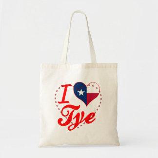 I Love Tye, Texas Bags