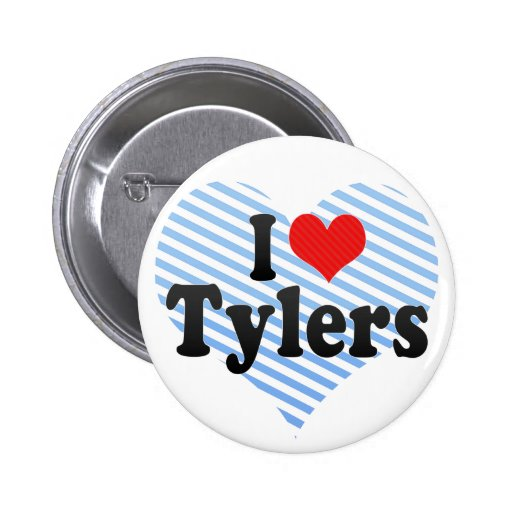 I Love Tylers Buttons