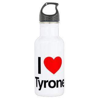 i love tyrone 18oz water bottle
