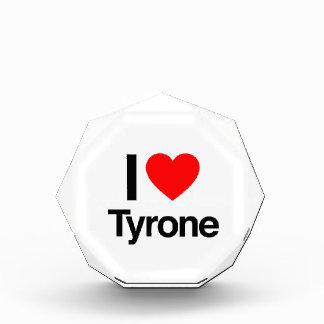 i love tyrone awards