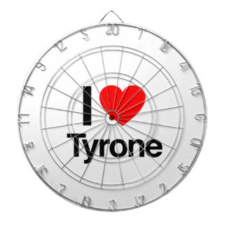 i love tyrone dart boards