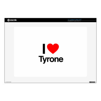 i love tyrone decals for laptops