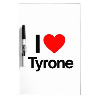 i love tyrone Dry-Erase boards