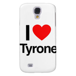 i love tyrone galaxy s4 covers