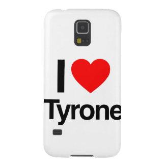 i love tyrone galaxy s5 cover
