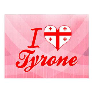 I Love Tyrone, Georgia Post Cards