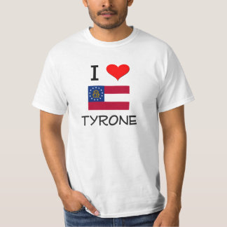 I Love TYRONE Georgia Tshirts