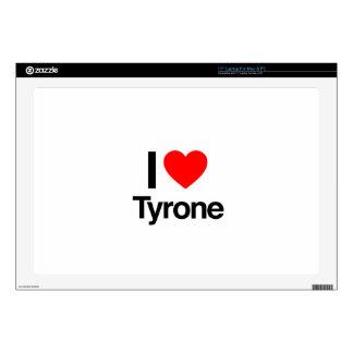 i love tyrone laptop skins