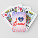 I Love Tyrone, New York Deck Of Cards