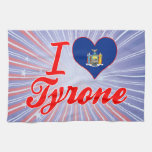 I Love Tyrone, New York Kitchen Towels