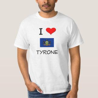 I Love Tyrone Pennsylvania T-shirt