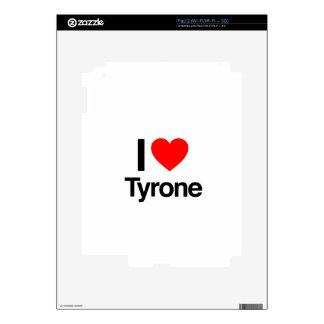 i love tyrone skin for the iPad 2