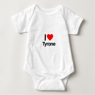 i love tyrone t-shirt