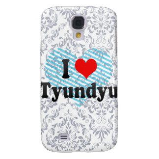 I Love Tyundyu, Korea Galaxy S4 Cases