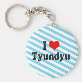 I Love Tyundyu, Korea Keychain