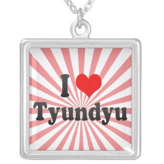 I Love Tyundyu, Korea Pendant
