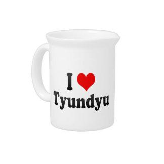 I Love Tyundyu, Korea Pitchers