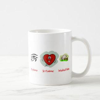 I LOVE U, Eye Love Ewe Mug