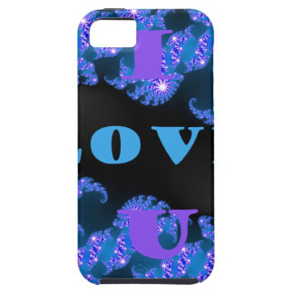I Love U.png iPhone SE/5/5s Case