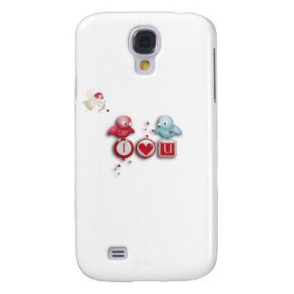 I Love u Samsung S4 Case