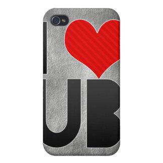 I Love UB iPhone 4 Case