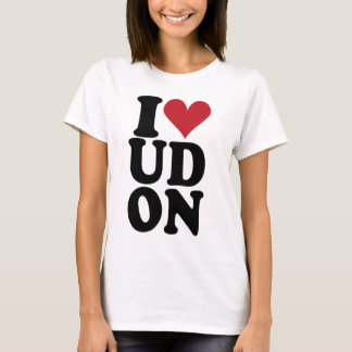I-Love-UDON T-Shirt