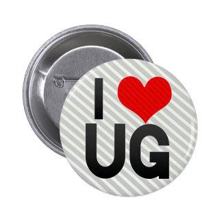I Love UG Button