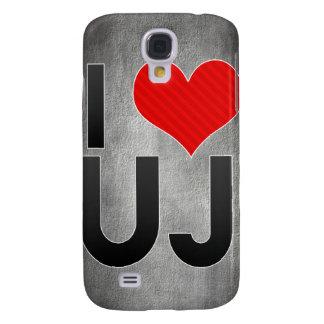 I Love UJ Galaxy S4 Case