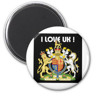 I LOVE UK-DESGN 1 FROM 933958STORE MAGNETS