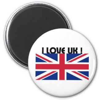 I LOVE UK-DESGN 2 FROM 933958STORE MAGNETS
