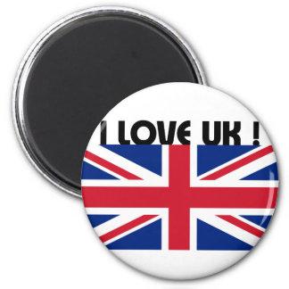 I LOVE UK-DESGN 2 FROM 933958STORE FRIDGE MAGNETS